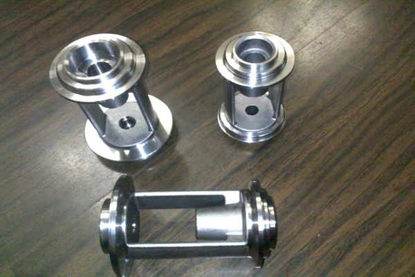 custom aluminum investment casting parts